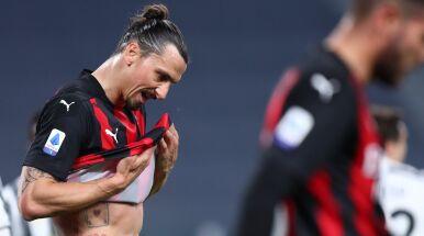Ibrahimović przeszedł operację kolana. Teraz będzie ścigał się z czasem