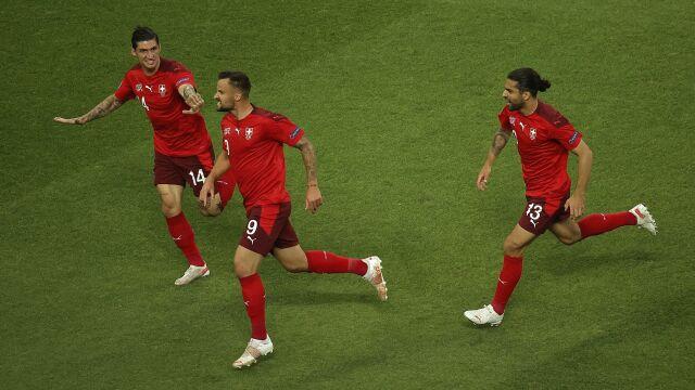 Szwajcaria pogrążyła Turcję. Na awans musi jeszcze czekać