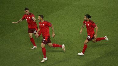 Szwajcaria pogrążyła Turcję. Na awans musi jeszcze poczekać