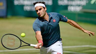 Federer wciąż bez formy.