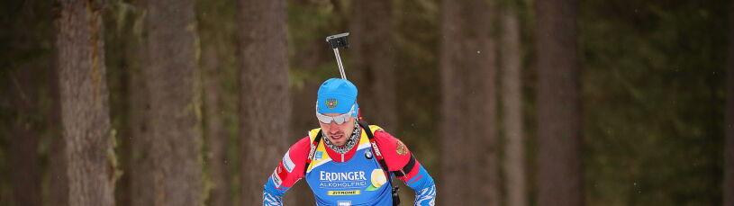 Policja przeszukała pokoje rosyjskich biathlonistów.