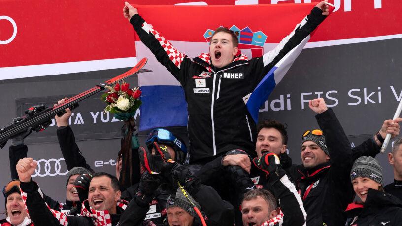 Niezwykły wyczyn Chorwata. Sensacyjny triumfator w Japonii