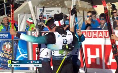 Francja wygrała sztafetę w mistrzostwach świata, Polska 16.