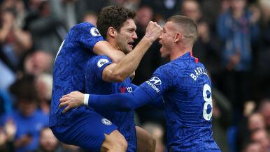 Chelsea wygrała derby