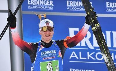 Norwegia wygrała pojedynczą sztafetę mieszaną w mistrzostwach świata w Anterselvie