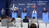 Szydło: Polacy nie płacą mi za interpretowanie, tylko za rządzenie. Rząd po szczycie NATO