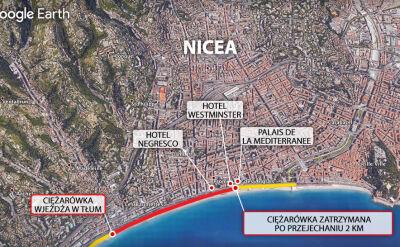 Zamach w Nicei. Tragedia na promenadzie