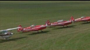 O zmarłych pilotach mówi pilot helikoptera Błękitny 24