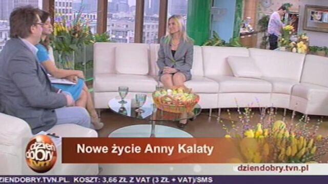 Zobacz cały wywiad z Anną Kalatą z