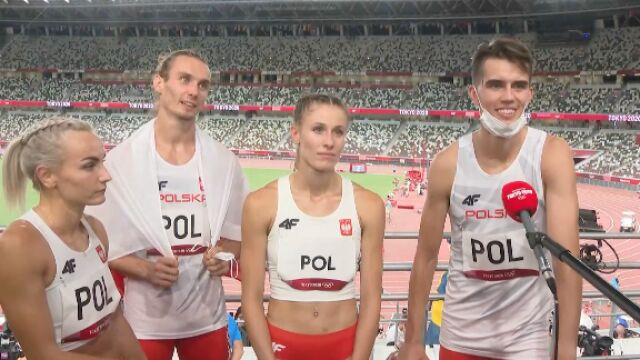 Polska złota sztafeta