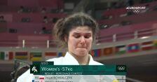 Tokio. Kowalczyk przegrała w repasażu i straciła szansę na brązowy medal w judo