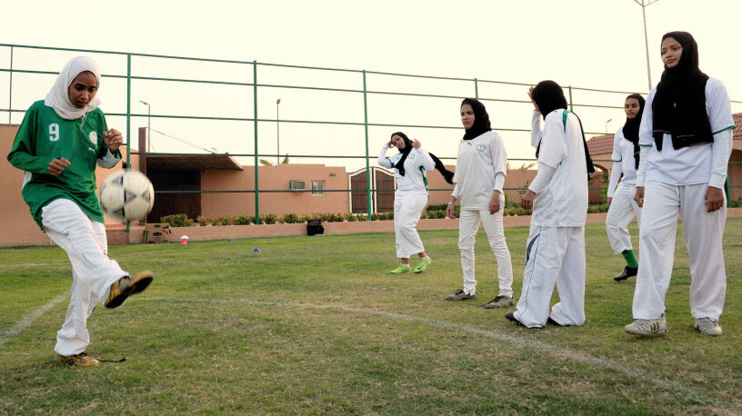 Milowy krok w Arabii Saudyjskiej. Kobiety zagrają o mistrzostwo