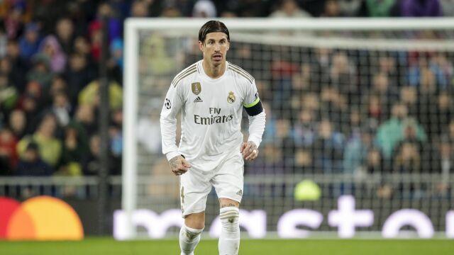 Sergio Ramos pobił rekord Ligi Mistrzów. Święto zepsuł sobie sam