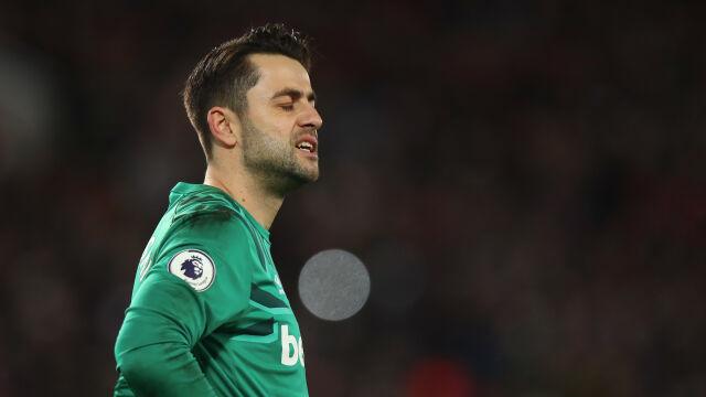 """Fabiański przeprosił za błędy z Liverpoolem. """"Przegraliśmy przeze mnie"""""""