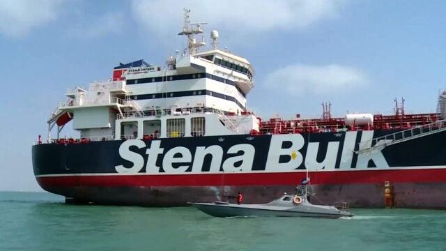 Długie lato w cieśninie Ormuz. Iran: tankowiec Stena Impero może odpłynąć