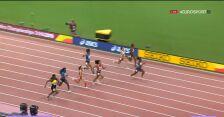 Swoboda odpadła w półfinale biegu na 100 m