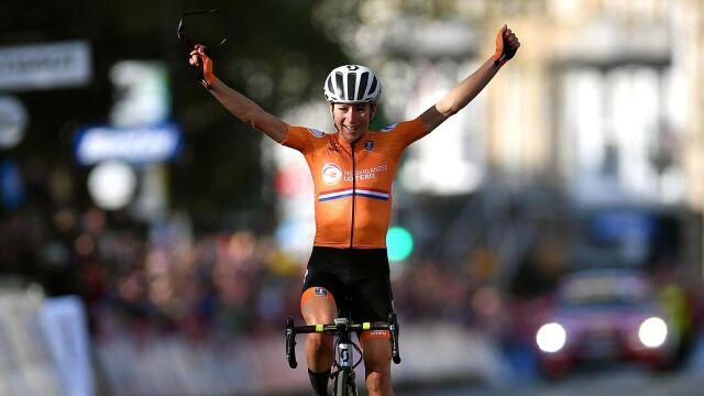 Piękne zwycięstwo Van Vlueten. Po złoto uciekała 104 kilometry