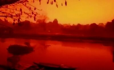 """""""To nie Mars. To Jambi"""". Czerwone niebo nad Indonezją"""