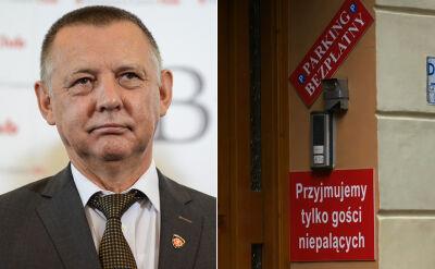 """Marian Banaś komentuje informacje ujawnione w reportażu """"Superwizjera"""""""