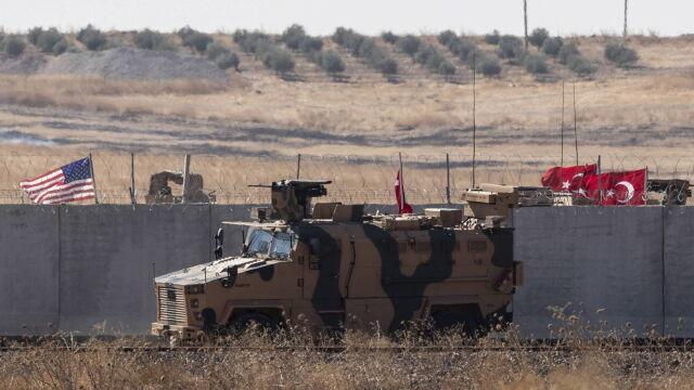 Syria stawia warunki USA i Turcji.