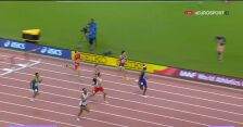 Dobek awansował do półfinału biegu na 400 m przez płotki