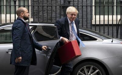 Boris Johnson nie chce negocjować zmiany terminu brexitu