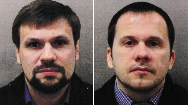 Londyn oskarża ich o otrucie Skripala. Putin: wiemy, kim są, znaleźliśmy ich