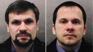 Ujawnili tożsamość Rosjan podejrzanych  o otrucie Skripala. May: to oficerowie GRU