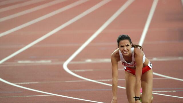 Ból uniemożliwia trening. Najlepsza polska biegaczka straci cały sezon