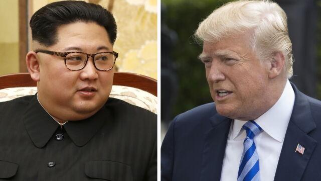 Biały Dom: wciąż mamy nadzieję, że spotkanie Trumpa z Kimem się odbędzie