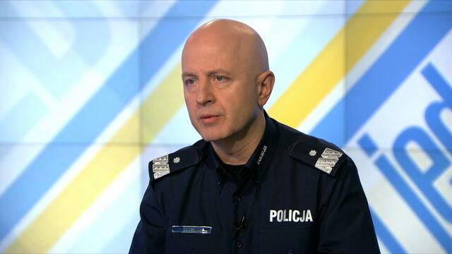 Komendant Główny Policji: sprawa Magdaleny Żuk mogła rozpocząć się w Polsce