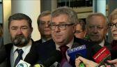 Czarnecki: nasz rząd zwrócił się do Komisji Weneckiej, to bardzo dobrze o nim świadczy