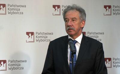 PKW liczy głosy. Wieczorem poinformuje, które partie weszły do Sejmu