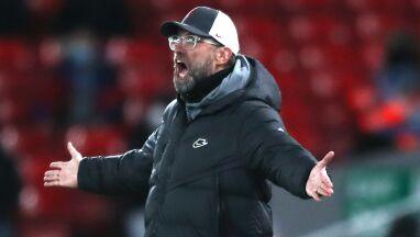 Wściekłość w Liverpoolu.