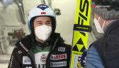 Stoch po konkursie w Oberstdorfie