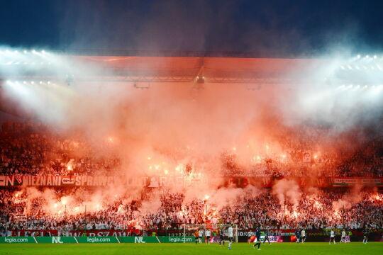 Legia Warszawa - Pogoń Szczecin