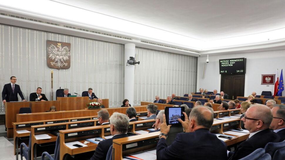 Senatorowie protestowali, Senat przegłosował nowelizację ustawy o IPN