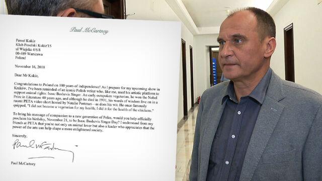 The Beatles Polska: Paweł Kukiz opowiada jak dostał list od Paula McCartneya