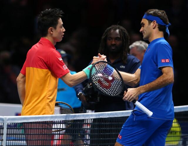 Federer pokonany.