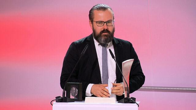 Przemówienie Bertolda Kittela po otrzymaniu nagrody im. Andrzeja Woyciechowskiego