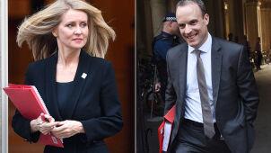 Cios wymierzony w brytyjską premier. Odchodzą ministrowie, w tym od brexitu