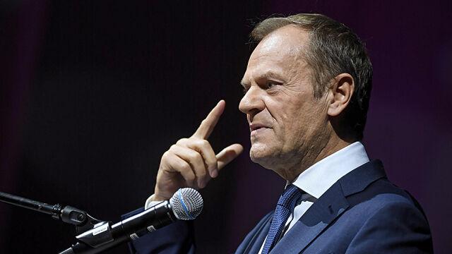 Kwaśniewski: Tusk nie sonduje, Tusk podjął decyzję