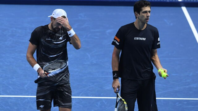 Kubot's unsuccessful rematch. Defeat at the start of the Champions Tournament