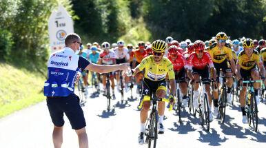 Stracił prowadzenie w Tour de France przez prosty i kosztowny błąd.