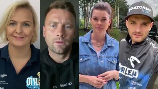 """""""Białorusini, jesteśmy z Wami"""". Polscy sportowcy solidarni"""