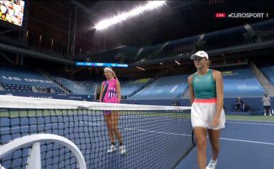 Świątek przegrała z Azarenką w 3. rundzie US Open