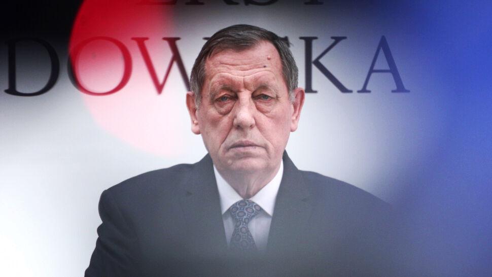 Utrata funkcji i śledztwo prokuratury. Problemy Jana Szyszki