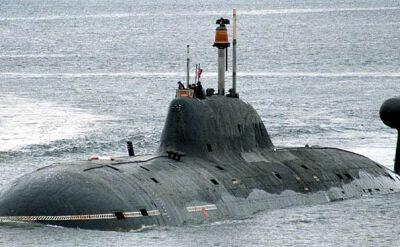 Atomowy okręt podwodny rosyjskiej Floty Północnej