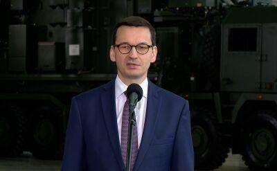 Premier: Polska, USA i NATO potwierdzają wolę wspólnej obrony wszystkich państw Sojuszu
