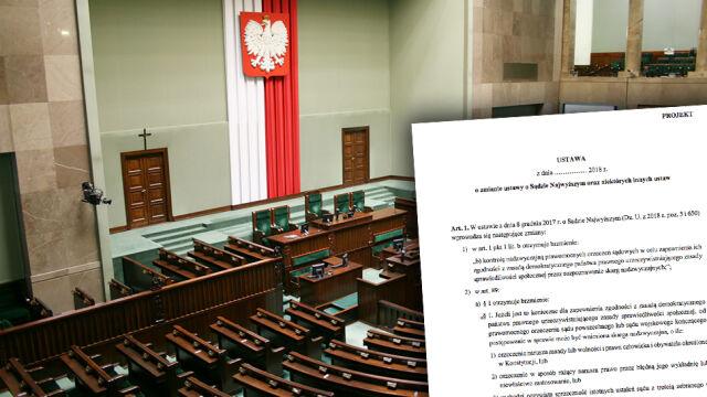 Przepisy, które krytykuje Komisja Europejska. Jest projekt zmian